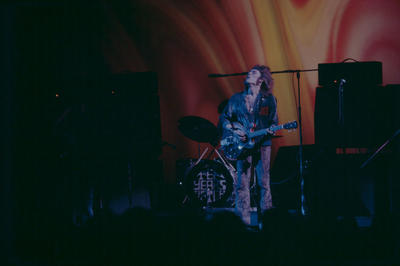 Alvin Lee, Ten Years After, Filllmore East, 1970