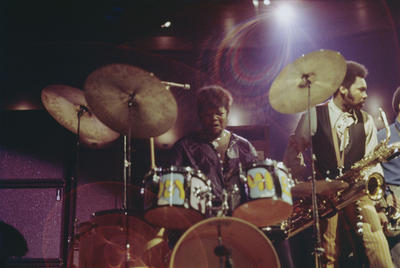 Buddy Miles and the Buddy Miles Express, Madison Square Garden, 1969