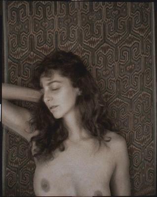 Iban Borneo Blanket, Andrea, 1991
