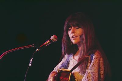 Linda Ronstadt, Madison Square Garden, 1969
