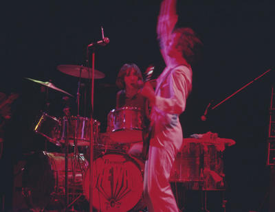 Pete Townshend of The Who, Fillmore East, 1969